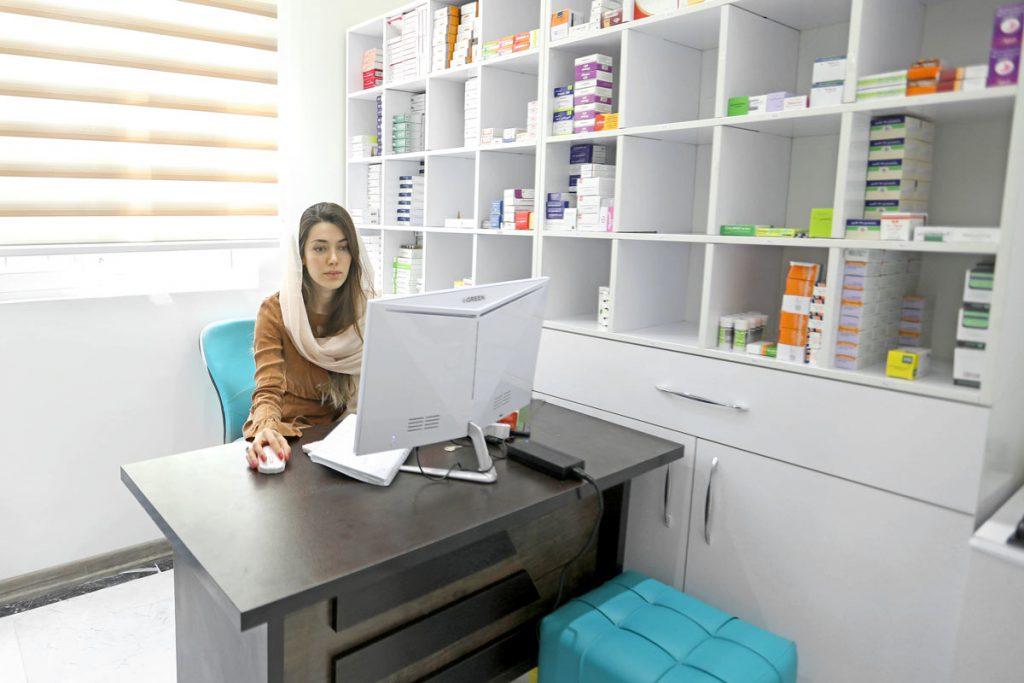 داروخانه - کلینیک دکتر جوادی