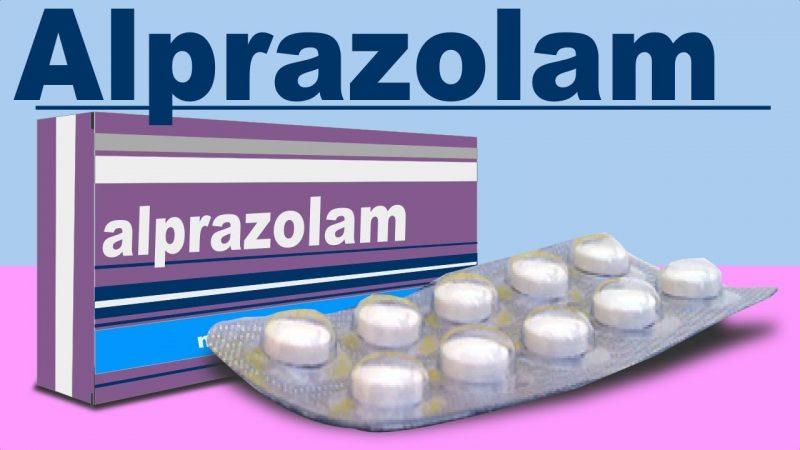 قرص آلپرازولام