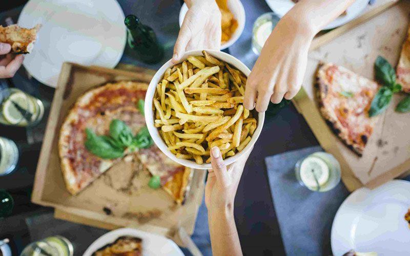 رژِیم غذایی مناسب برای ترک اعتیاد