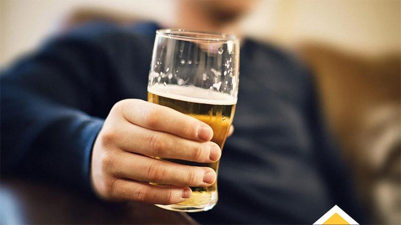 مصرف الکل در مردان قبل از بارداری