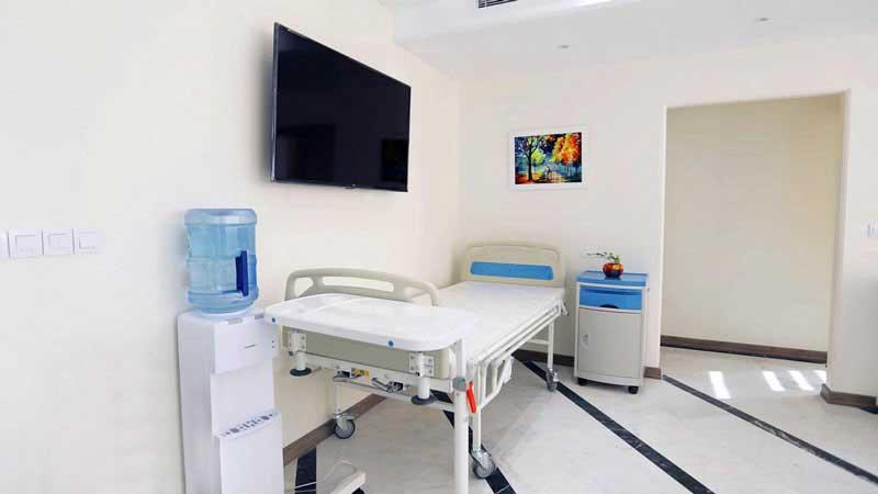 اتاق بستری کلینیک دکتر جوادی