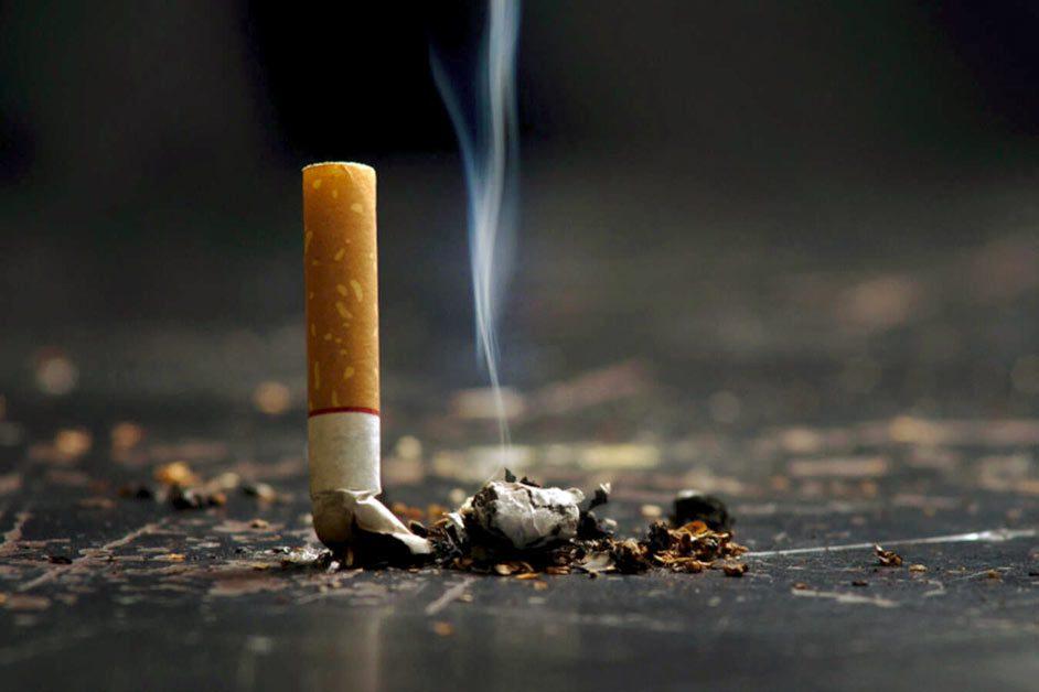 ترک اعتیاد سیگار