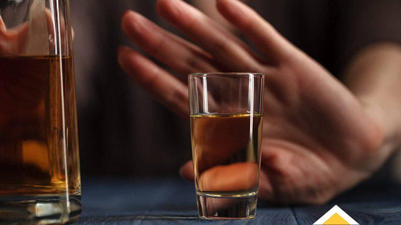 ترک الکل چه عوارضی دارد