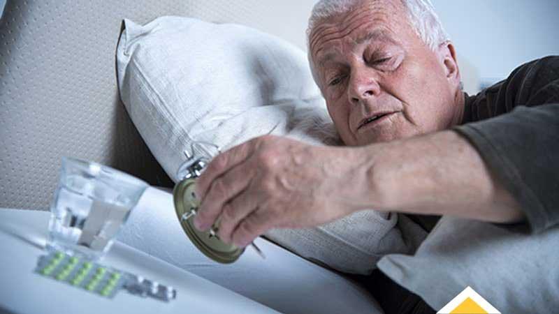آلزایمر اصلی ترین عارضه قرص کلونازپام