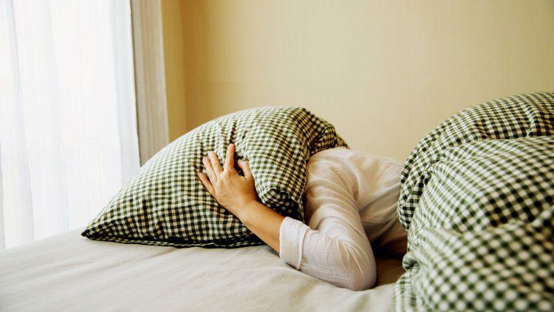 درمان بی خوابی پس از ترک اعتیاد