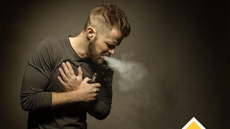عوارض سیگار الکترونیکی