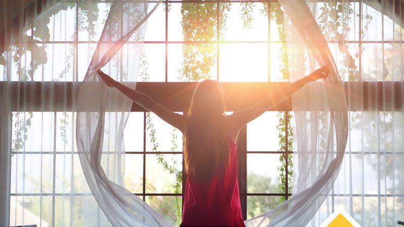 مواجهه با نور در درمان بی خوابی